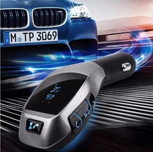 Bluetooth kit FM Transmitter mp3 player usb car adapter car X5 USB TF Charger Handsfree Wireless