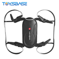 New 2.4G Real Time Transmission Folding Drone Wifi Mini Selfie Drone Professional With Camera