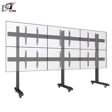 Support 3x2 Modern Classic LED TV Stand Furniture Design For 65Inch TVs