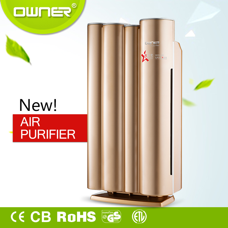 Mini refrigerator air purifier/air cleaner/home portable mini environizer air purifier manual