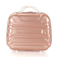 Professional quality bag beauty box makeup travel vanity case, foldable cosmetic case