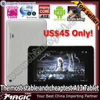 "7"" allwinner a13 mid tablet software download cortex a8 1.2ghz"