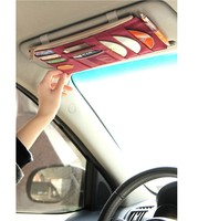 new car sun visor Storage Bag, Hanging CD package