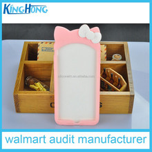 walmart xmas decorations silicone phone case for iphone 5 with audit factory