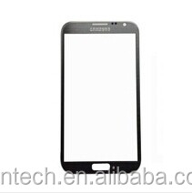 Replacement Front Lens Glass For Samsung Galaxy Note II 2 N7100 I605 I317 T889 L900