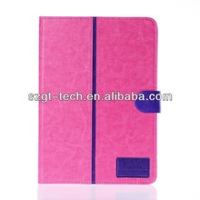 China wholesale leather case for ipad air case tablet accessories
