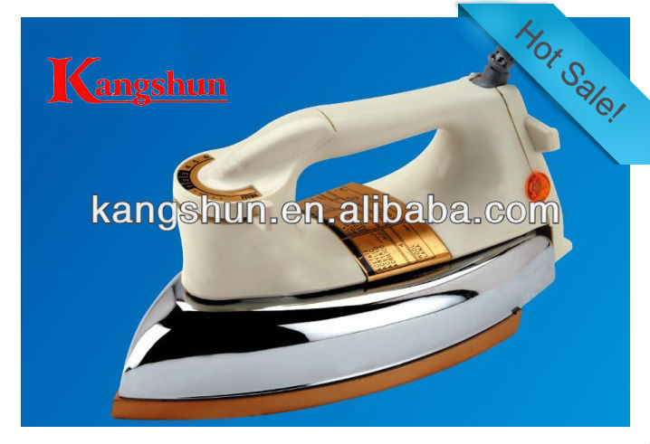 Electric irons made for middle east, asia, africa