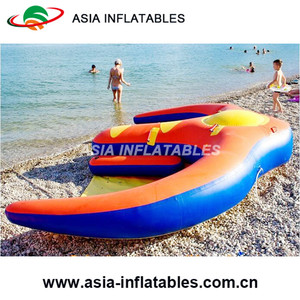 Inflatable Flying Manta Ray Inflatable Watercraft, water game sport for adults inflatable water park lake toy