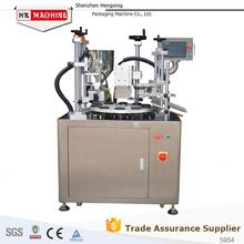 tube sealer manufacture Small business cosmetic soft plastic ,unguent tube sealing machine