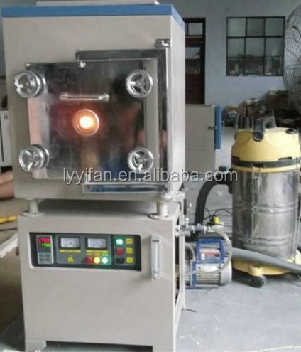 laboratory electric vacuum furnace used in stainless steel brazing of radiator