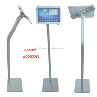tablet display floor stand