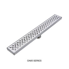 Stainless Steel Linear Shower Drain