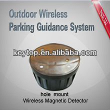 Wireless Magnetic Detector