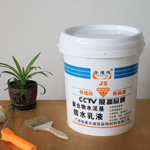 Cement based crystalline WPS basement floor waterproof paint