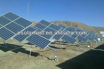 hot sale solar tracking system with high efficiency