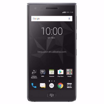 "BlackBerry Motion 5.5"" Black 12MP 4/32GB Octa-core Android Phone"