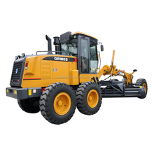 China Road Machinery 180HP 190HP GR1803 GR180 Motor Grader For Sale