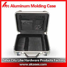 Aluminum moliding zag tool boxes with color optional