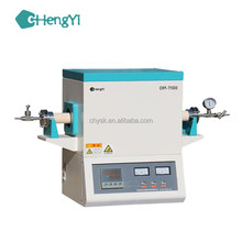 Laboratory High Temperature Horizontal Electric Vacuum 1600c Tube Furnace for lab heat treatment