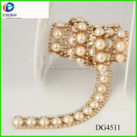 2014 Accessories Pearl Chain For Garments