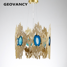 European hanging led pendant light for home decoration
