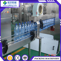 Strong three in one unit bottling plant mineral water filling machine