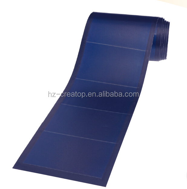 72W thin film solar panel, film solar cell panel, thin film pv panel