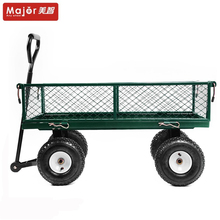 four wheel utility game cart hunting trolley TC1840A