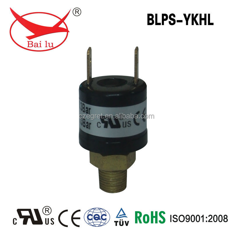 insertion high/low air compressor water/heat pump LF08 new pressure control switch