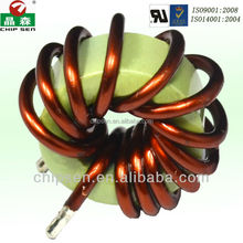 ISO14001 toroidal Power Inductor specification of fresh pepper