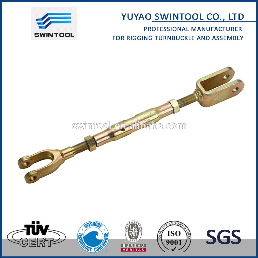 Cable fitting Eye Hook Closed Body Turnbuckle