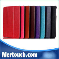 Crazy Horse Texture 3-Folding Style Flip for Lenovo MIIX 3 Leather Case
