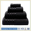 Manufacturers Wholesale Luxury Custom Dobby Plain Hotel Bath Towels Made In India