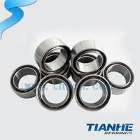 double row angular contact ball bearing 3304