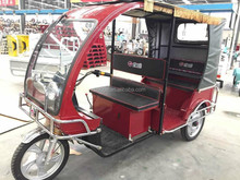 Adult Electric tricycle used with passenger seat