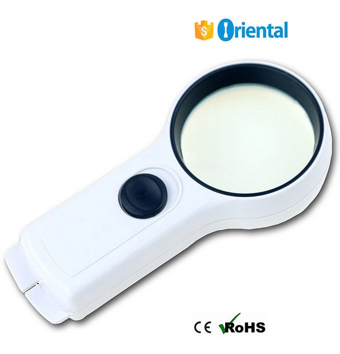 LED Magnifier 82018,OEM Magnifying Lens Made In China Supplier