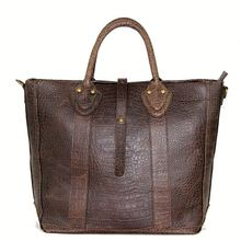 Factory Wholesale New Style Designer Queen Leather Bags Indian Camel Leather Bags Wholesale