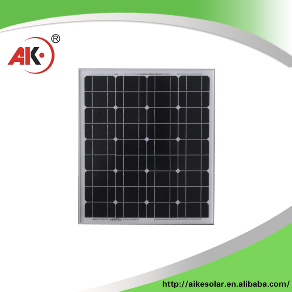 50w solar module Hot china products wholesale mono for 30 kw solar system price in pakistan
