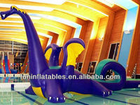 loopy dragon inflatable pool float for lesisure center
