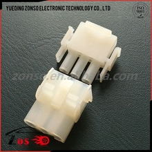 PA66/PBT 3 pin molex connector