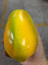 Artificial Similation by 90 % fruit and vegetable prices with Mango, Banana, Starfruit, pomelo