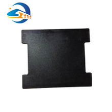 Railway Rubber Pads, HDPE Sleeper Pad, Rubber Track Pad
