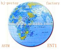 16'' World water globe