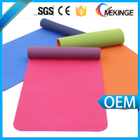 Vogue private label printed yoga mat manufacturer