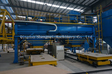 vacuum process technology foundry machinery equipment