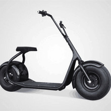 Big Electric Harley Electric Vehicle Citycoco scooter with 1300w
