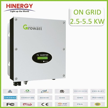 Shenzhen Factory price PV Inverter Pure Sine Wave grid tie solar inverter