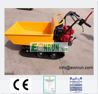 Tracked mini dumper with garden mini dumper truck