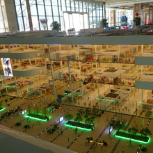 commercial architectural scale models for exhibition and sale