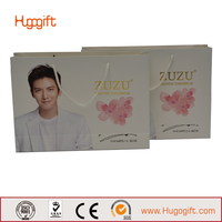 4 Colour Offset Printing Machine Paper Bag Gift